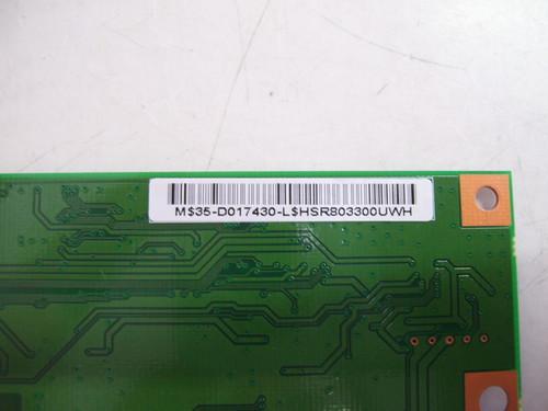 JENSEN JE2608 T-CON BOARD V260B1-C01 / 35-D017430
