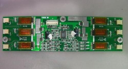 SANYO CLT2054 INVERTER BOARD 2994806000 / DAC-12B187