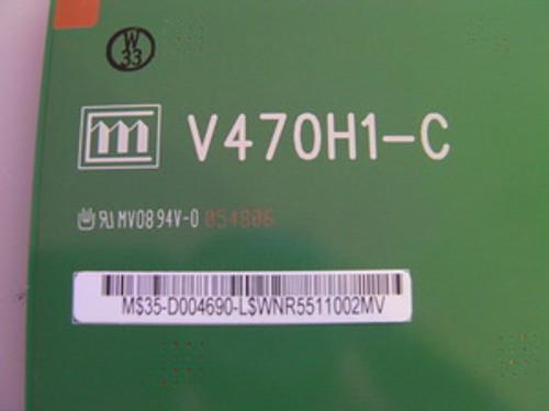EYEFI LX4700 T-CON BOARD V470H1-C / 35-D004690