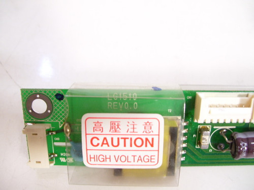 GATEWAY FPD1520 INVERTER BOARD LG1510