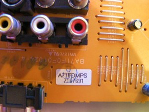 ELEMENT A71FDMPS|BA71F0F01024-4 FLX3220FA SIGNAL BOARD