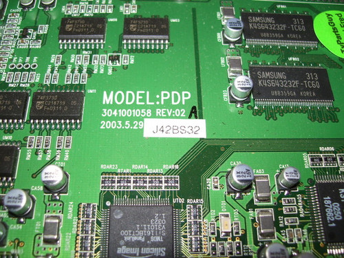 HYUNDAI DIGITAL BOARD 3041001058