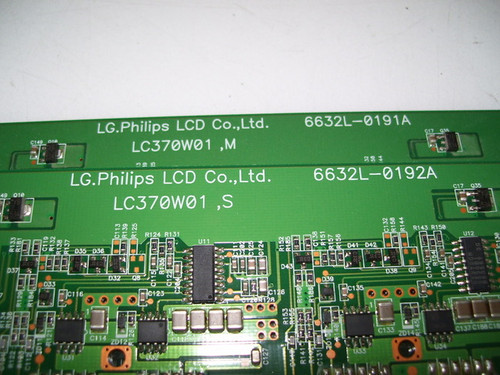 SYNTAX INVERTER BOARD SET 6632L-0191A & 6632L-0192A