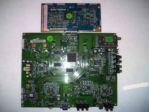 VIEWSONIC MAIN BOARD & T-CON BOARD COMBO 6201-7032146391 & CPT320WA01CAI
