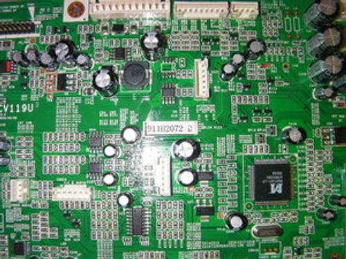 JENSEN JE2608WV MAIN BOARD CV119U / 911H2072