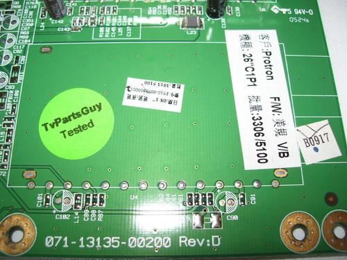 PROTRON MAIN BOARD 071-13135-00200