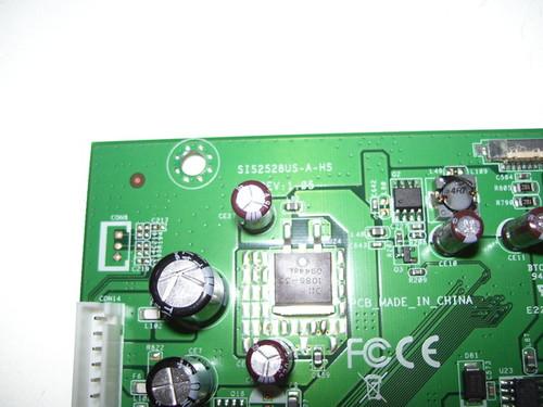 HANNSPREE HSG1074 ST259MUBUFH3S MAIN BOARD SIS2528US-A-HS / 60EB10M11A