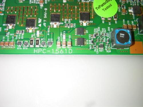 MAXENT L2614XW02L INVERTER BOARD 19.26006.097 / HPC-1561D
