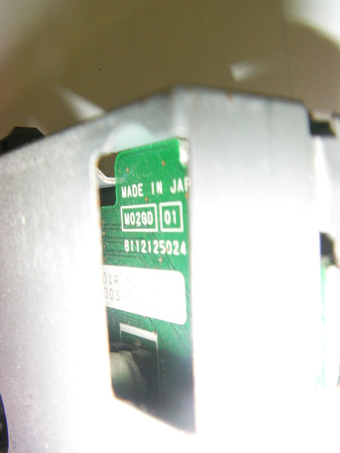 FUJITSU P50XHA10US INPUT BOARD M02GD01 / 8112125024