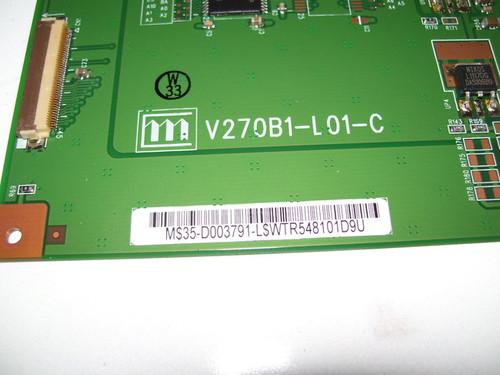 AKAI LCT2701TD T-CON BOARD V270B1-L01-C / 35-D003791