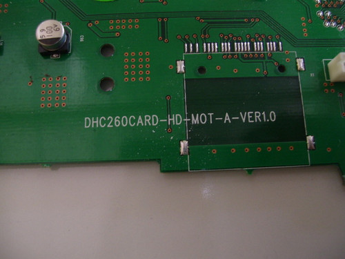 MINTEK DTV-265-D PC BOARD DHC260CARD-HD-MOT-A