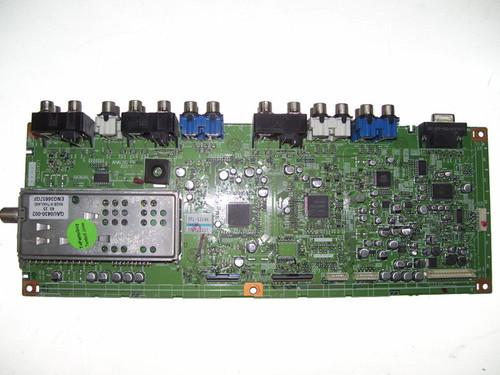JVC LT-40FN97 ANALOG BOARD LCA10715 / SFL-1314A-M2