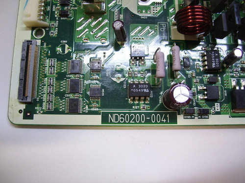 Hitachi 42HDS69 X-Sustain board ND60200-0041