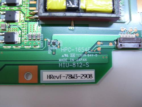 SVA VR3222W SLAVE INVERTER BOARD HPC-1654E / HIU-812-S