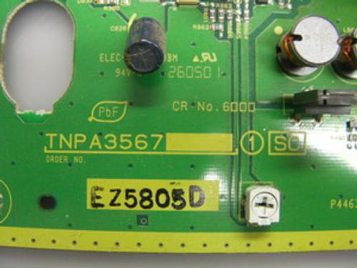 MAXENT MX-42XM11 Y-SUSTAIN BOARD TNPA3567 (NO SUFFIX)