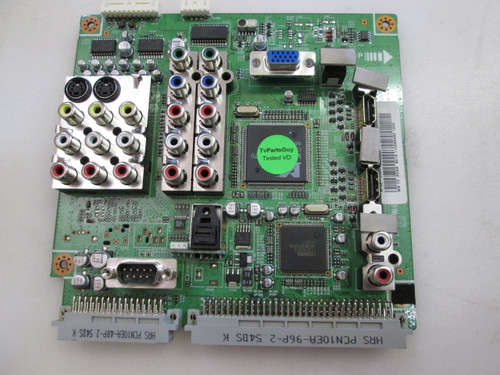 SAMSUNG HLS5087WX/XAA REAR ASSY BOARD BP41-00260B / BP97-01086A / BP95-00444A