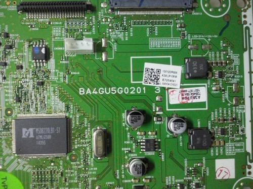 """TV LED 50"""" ,EMERSON, LF501EM4 A, MAIN BOARD, A3AUP-MMA, BA4GU5G02013, A3AUPUH"""
