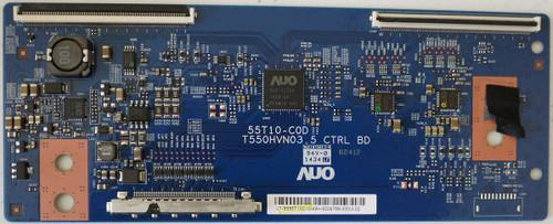 SCEPTRE E555BV-FMQC T-CON BOARD 55.55T10.C10 / T550HVN03.5