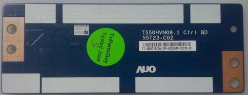 LG, 55LF6000, TCON BOARD, 55.55T16.C09, T550HVN08.1, 55T23-C02