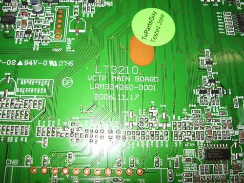 MAXENT, ML-3251HLT, MAIN BOARD, LRM304060-0001, LT3210,LRM304060-0001