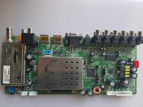 DIGITAL RESEARCH DLCD32 MAIN BOARD 710007485 / B.ZRAT3C-1
