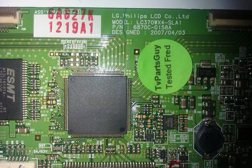 OLEVIA T-CON BOARD 6870C-0158A / 6871L-1219A