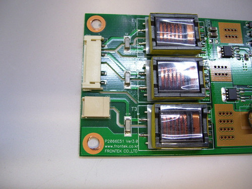 "TV LED 20"", LG  ,20LH1DC1, INVERTER BOARD, FIF2066-51AK ,P2066E51"