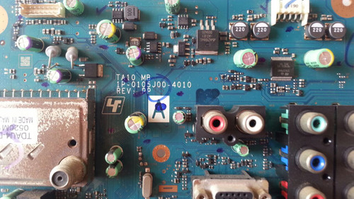 HANNSPREE, HSG1150, MAIN BOARD, 1P-0105J00-4010,