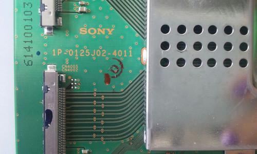 SONY KDL-50EX645 MAIN BOARD 1P-0125J02-4011 / 0140AC010106