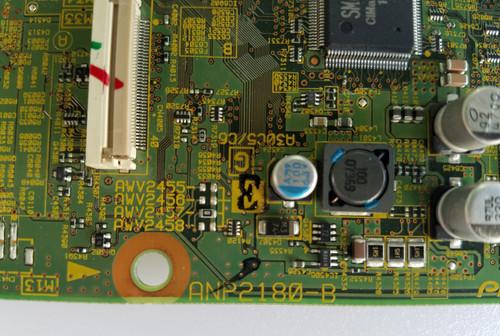 """TV PLASMA 50"""" ,PIONEER, PDP-6010FD, MAIN BOARD, AWV2457, ANP2180-B"""