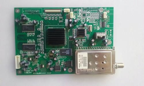 """TV LED 32"""" ,SABRE, LCT320BKA, DIGITAL BOARD, ETV5351 VER1.2, 7.780.344"""