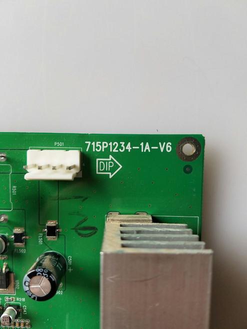 HP, PE0000, AUDIO BOARD, AUPC4269B3, 715P1234-1A-V6