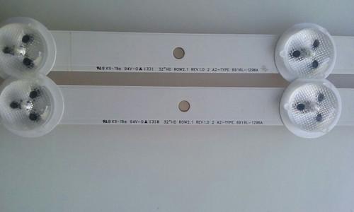 "TV LED 32"" ,PANASONIC, LC320DXN, LED STRIPS, , 32"" HD ROW2.1 REV1.0 2 A2-TYPE 6916L-1296A"