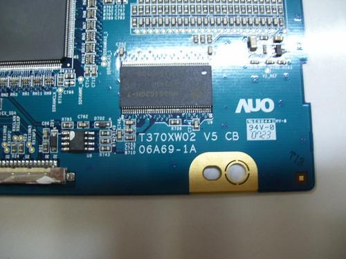 DYNEX, DX-LCD37, T-CON BOARD, 55.37T03.021, T370XW02 V5 CB