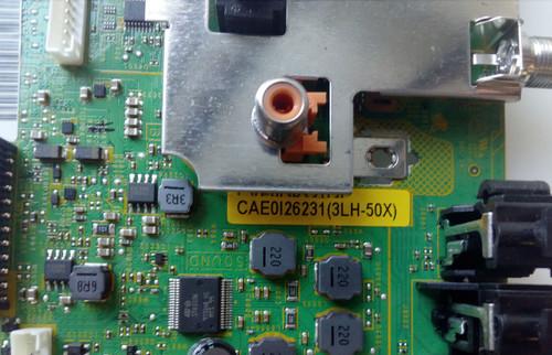SANSUI, HDLCD3250F, MAIN BOARD, CAE0I26231