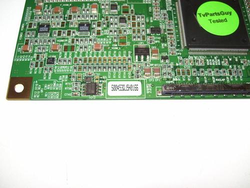 """TV LCD 32"""" ,DELL, W3202MH, T-CON BOARD, LJ94-00453Q, 320W2C4LV1.4"""