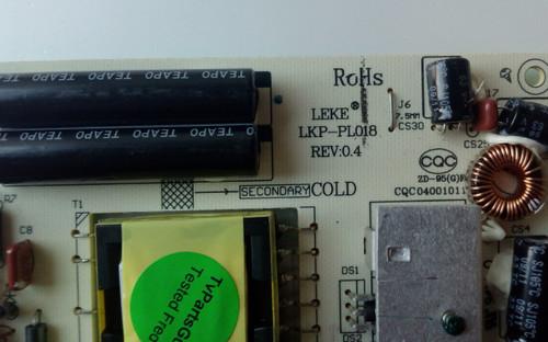 HANNSPREE, SC24LMUB, POWER SUPPLY, LK-PL240402B, LKP-PL018 REV:0.4