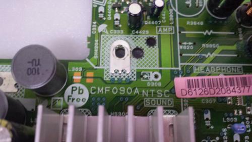 "TV LCD 32"", SANSUI ,HDLCDVD325B, MAIN BOARD,  ,CMF090A"