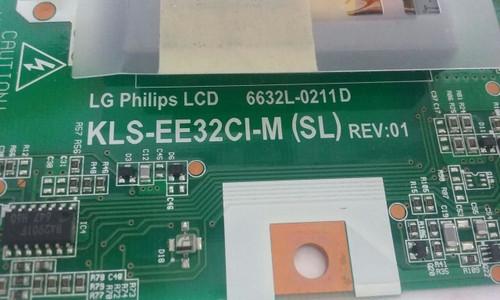 "TV LCD 32"" ,VIZIO, VX32L, INVERTER BOARD, 6632L-0211D, KLS-EE32CI-M"