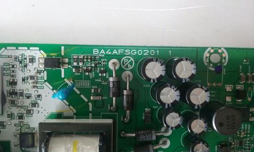 """TV LED 32 """", EMERSON, LF320EM4 A, MAIN BOARD, A4AFSMMA-001, BA4AFSG0201 1"""