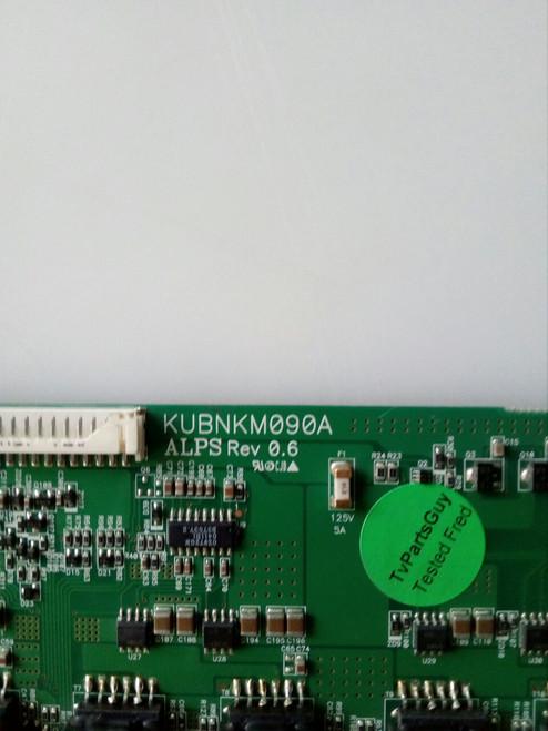 """TV LCD 25 """", OLEVIA, 255FHD-T11, INVERTER BOARD, 6632L-0087A, KUBNKM090A"""