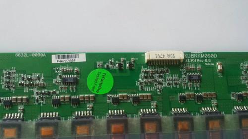 """TV LCD 25"""", OLEVIA ,255FHD-T11, INVERTER BOARD, 6632L-0090A ,KUBNKM090B"""