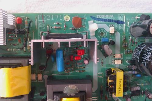 TOSHIBA, 37HLX95, POWER SUPPLY, PD2171C-1, 23590258B