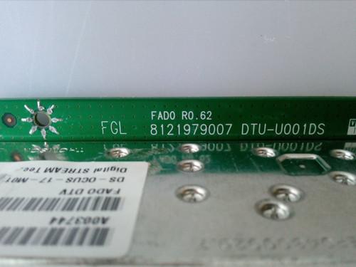 FUJITSU, P50XTA51US, DIGITAL BOARD, 8121979007, DTU-U001DS