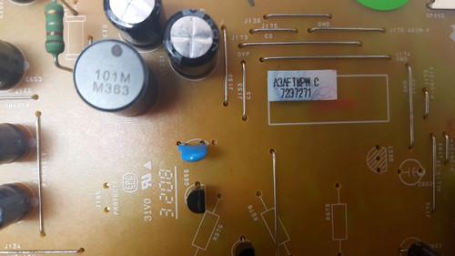 FUNAI LF320FX4F POWER SUPPLY BOARD BA3AFCF01022 / A3AFTMPW