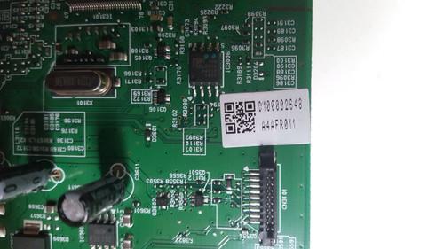 MAGNAVOX 32ME303V/F7 MAIN BOARD BA4AFPG02011 / A4AFR011 / A4AFRUT