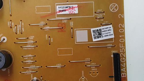 EMERSON LF402EM6F POWER SUPPLY BA4G25F01022 / A4G2GMPW