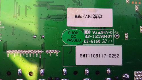 ISYMPHONY LED42iF80 MAIN BOARD CV318H-A / SMT-1109117