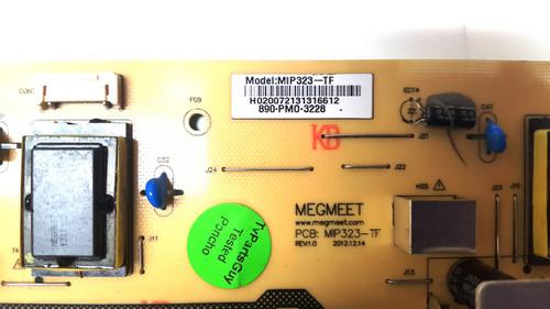 PROSCAN 42LED55SA POWER SUPPLY / INVERTER BOARD MIP323-TF / 890-PM0-3228