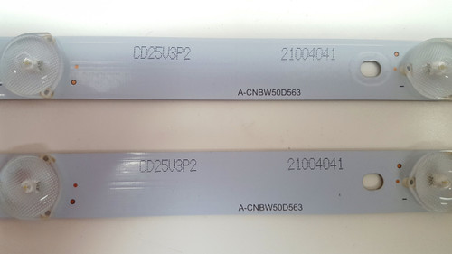 Element / Westinghouse / Seiki LED Light Strips Complete set of 10 A-CNBW50D563